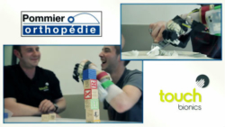 POMMIER-ORTHOPEDIE-TOUCH-BIONICS